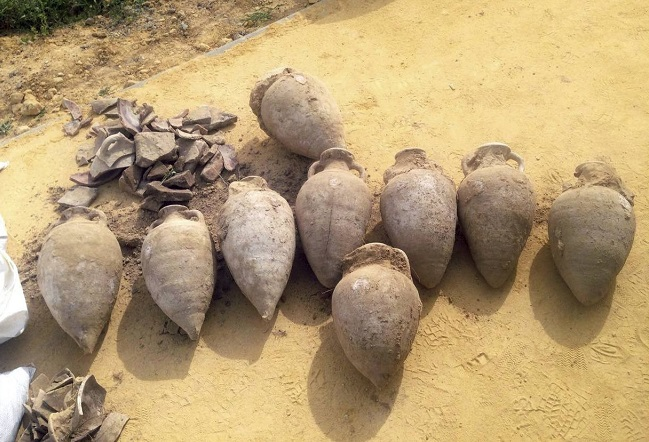 В Испании обнаружили клад из 600 кг монет