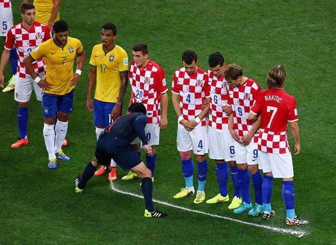Десять самых важных изменений в футбольных правилах