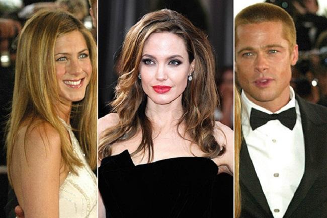 Джоли планирует вызвать в суд Энистон
