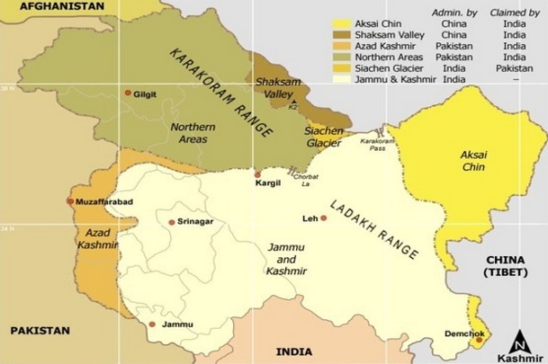 Ангилья и другие неизвестные государства в мире