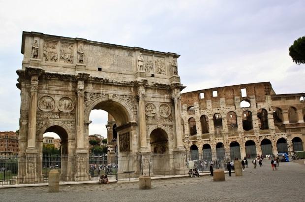 20 самых интересных мест древнего Рима с фото