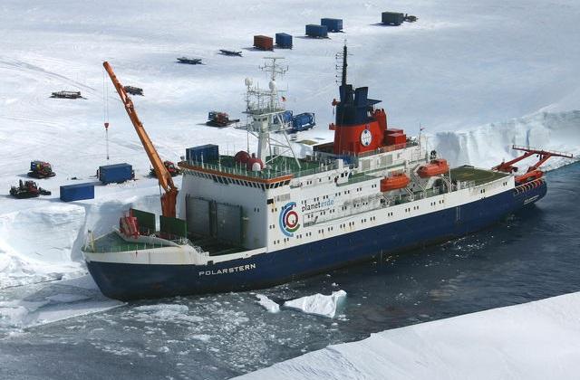 Гроза Арктики: 10 самых впечатляющих ледоколов в мире, 20 фото