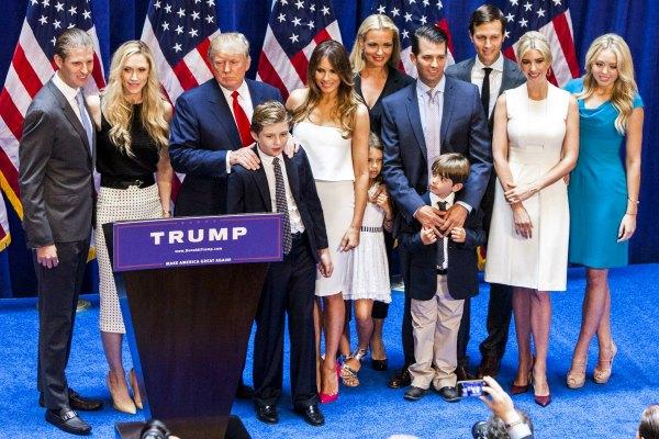 Дональд Трамп: все, что известно о родственниках 45-го президента США