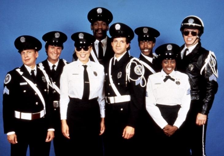 Как сегодня выглядят актеры сериала «Полицейская академия», 20 фото