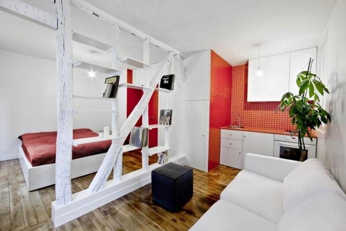 Как превратить крошечную квартиру в шедевр: 30 лучших идей