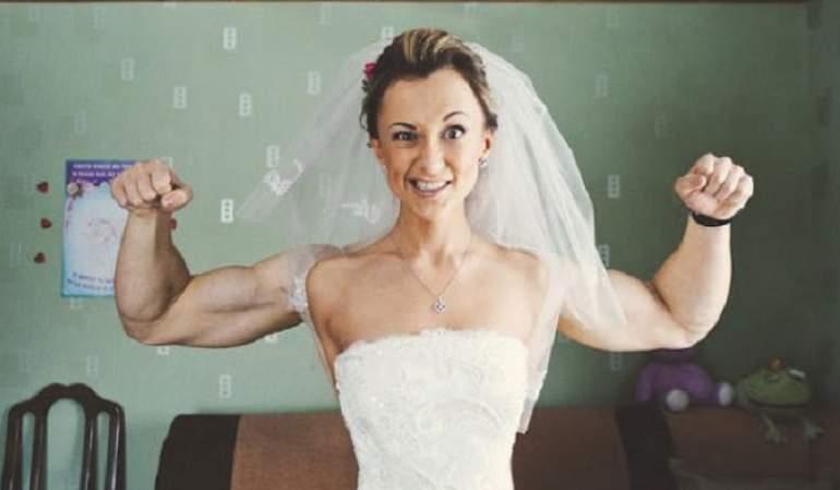 Русская свадьба как она есть : 65 смешных фото