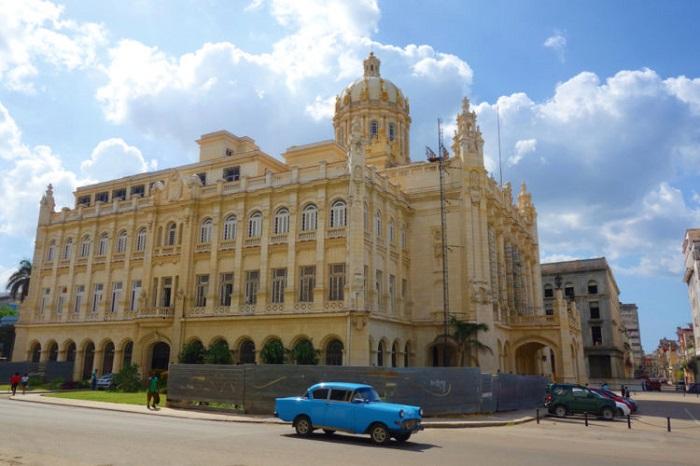 Куба и ее достопримечательности, 30 снимков