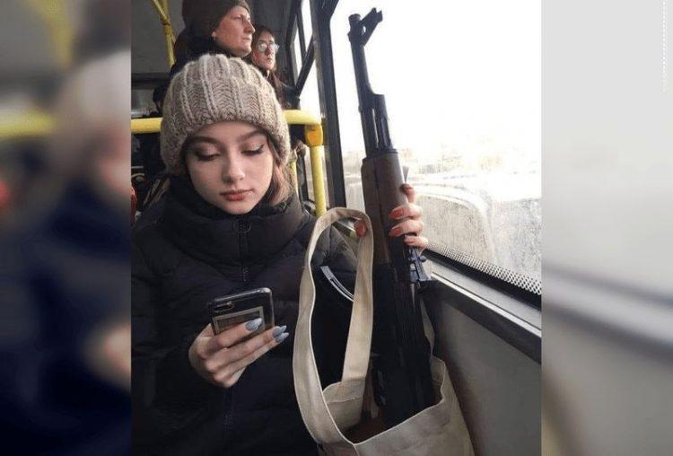 Колоритные фото прямо из России
