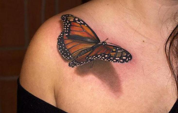 Шикарные татуировки, которые поражают воображение