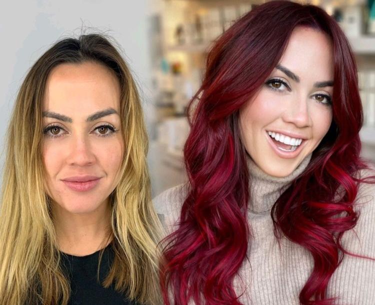 30 женщин, которые покрасили волосы в яркий цвет и только выиграли от этого